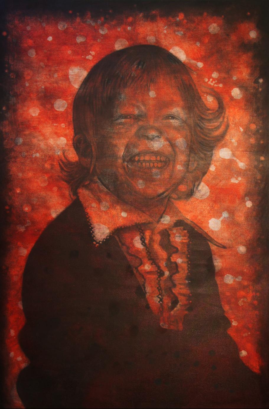 Portrait d'une enfance heureuse