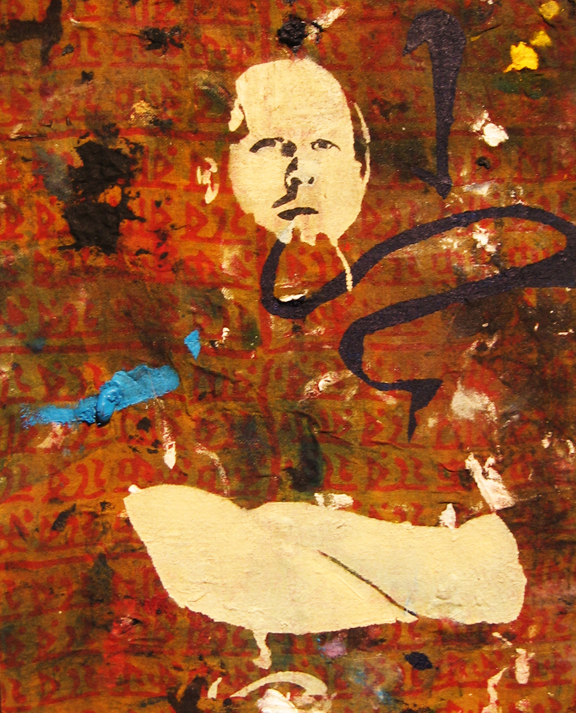 autoportrait 1